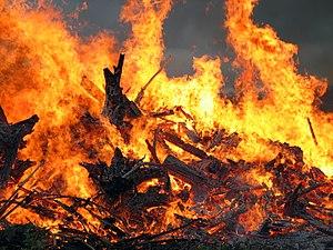 300px-Midsummer_bonfire_closeup